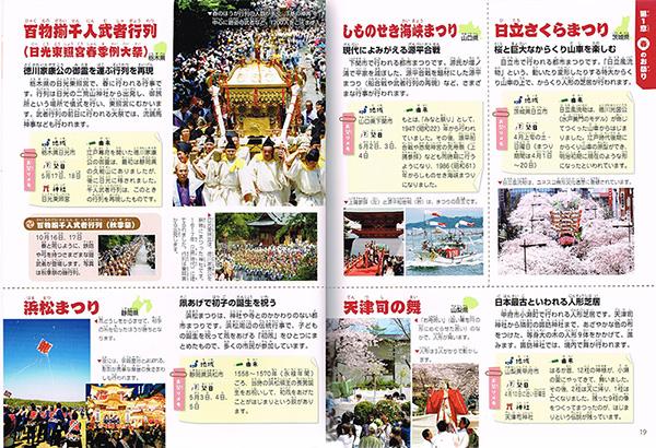 日本の祭り大図鑑 芳賀日向監修