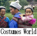 Traditional Costuems around the World