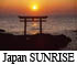 Sunrise of Japan