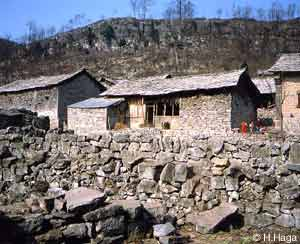 Houses around the world for Different types of stone for houses